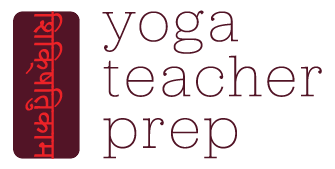Yoga Teacher Prep