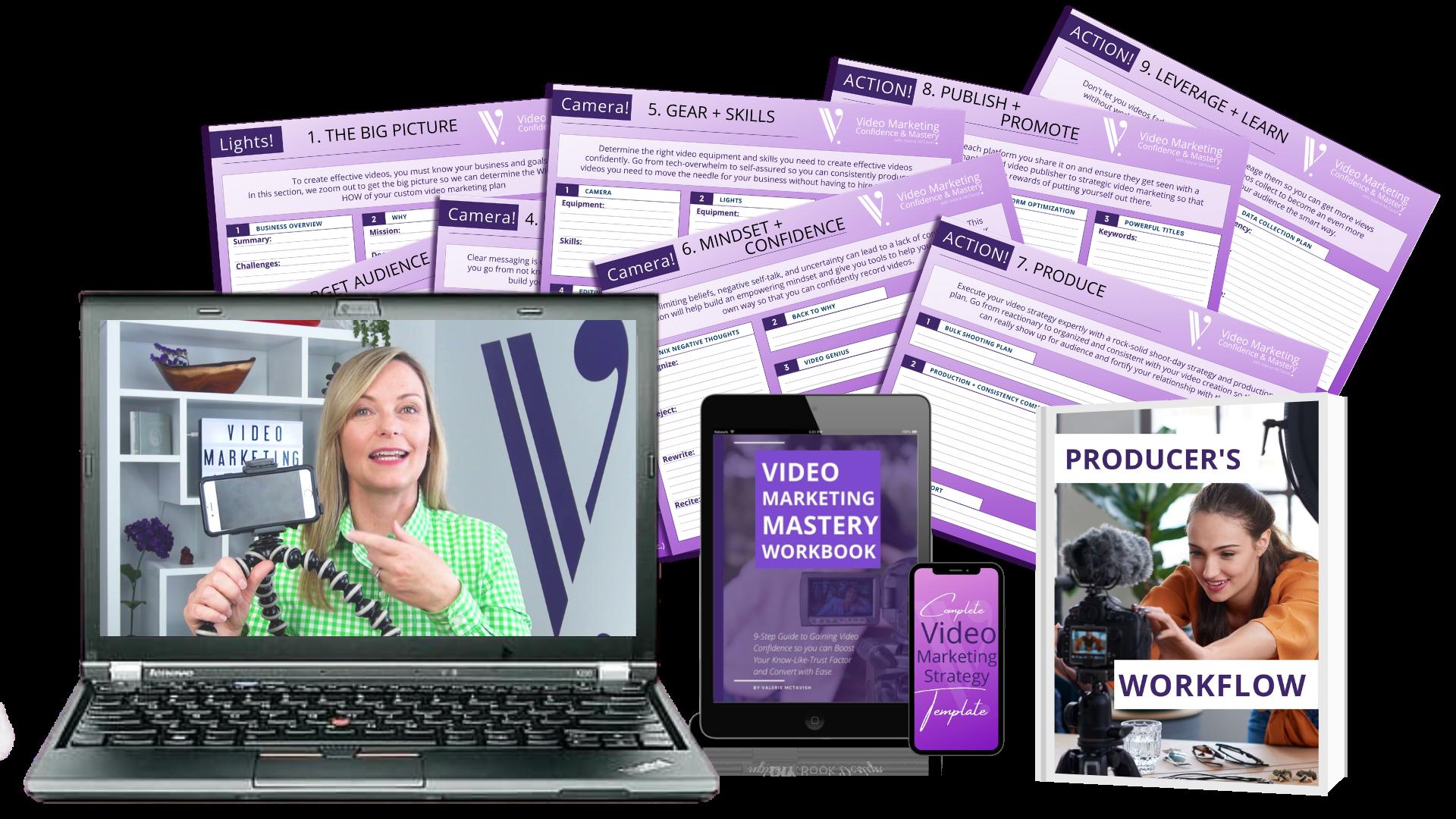Video Marketing Coach Valerie McTavish