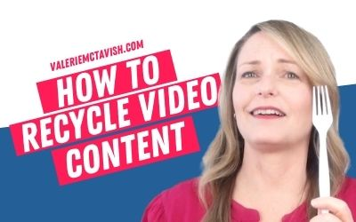 3 Ways to Reuse and Upcycle Video Content